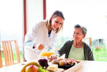 Ernährung und Mobilität im Alter